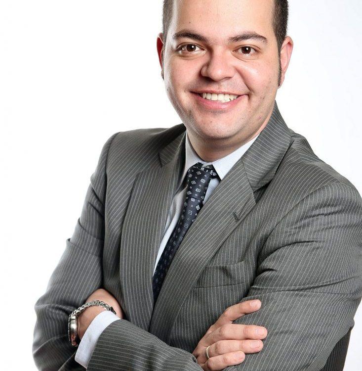 Gonzalo Moreno Gómez, Exalumno Bartolino