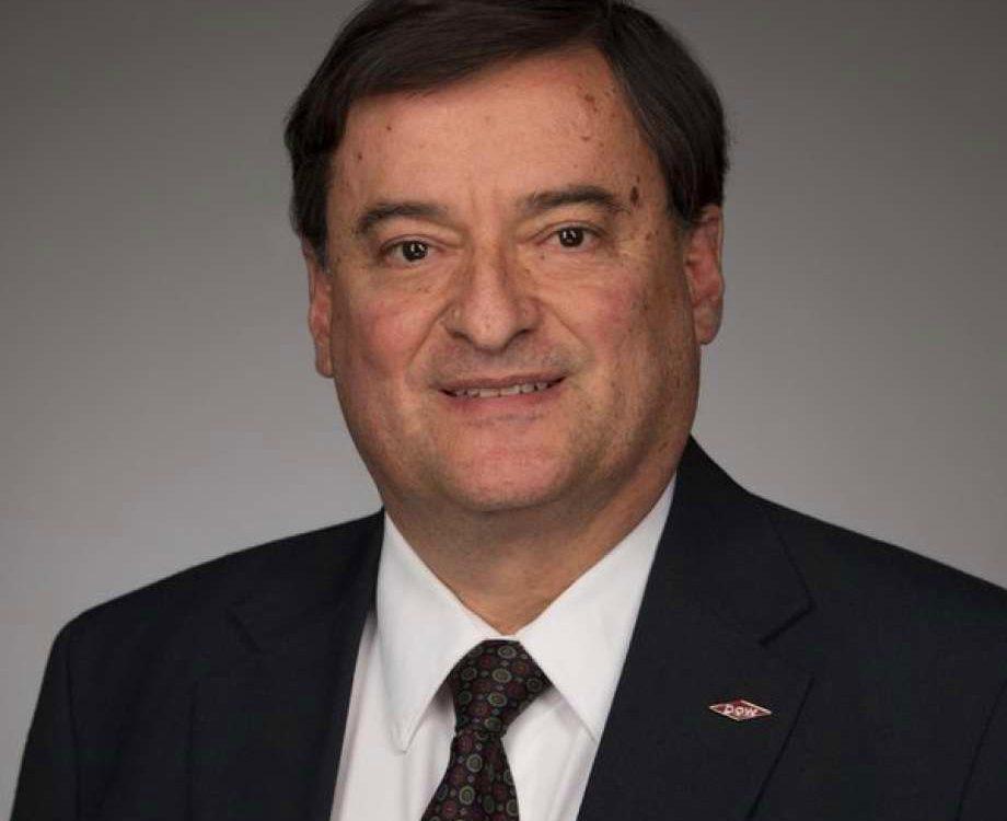 Mauricio Guerra, director de seguridad de la información y director de The Dow Chemical Company